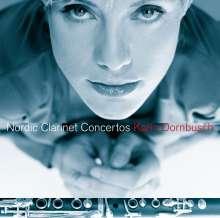Karin Dornbusch spielt Klarinettenkonzerte, CD