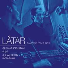 Musik für Orgel & Nyckelharpa - Latar I (Swedish Folk Tunes), SACD