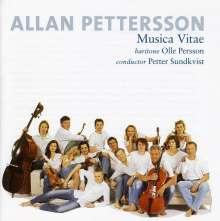 Allan Pettersson (1911-1980): Streicherkonzerte Nr.1 & 2, CD