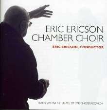 Eric Ericson Chamber Choir, CD