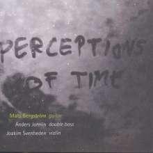 Mats Bergström - Perceptions Of Time, Super Audio CD