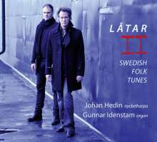 Musik für Orgel & Nyckelharpa - Latar II (Swedish Folk Tunes), CD