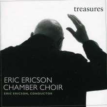 Eric Ericson Chamber Choir - Treasures, CD