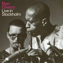 Don Cherry (1936-1995): Live in Stockholm, 2 LPs