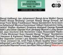 Swedish Jazz History Vol. 10, 4 CDs