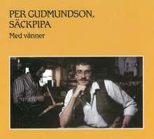 Per Gudmundson: Säckpipa, CD