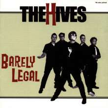 The Hives: Barely Legal, CD