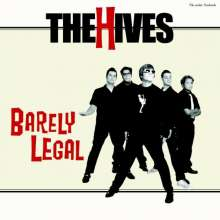 The Hives: Barely Legal (180g), LP