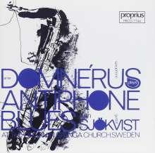 Arne Domnerus (1924-2008): Antiphone Blues, CD
