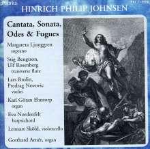 Hinrich Philip Johnsen (1717-1779): Kantate zum Ostersonntag 1757, CD