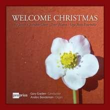 St. Jacob's Chamber Choir - Welcome Christmas!, CD