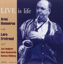 Arne Domnerus (1924-2008): Live Is Life, CD