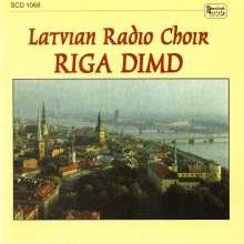 Latvian Radio Choir - Riga Dimd, CD