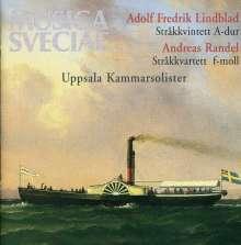 Adolf Fredrik Lindblad (1801-1878): Streichquintett in A, CD