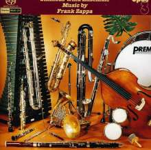 Omnibus Wind Ensemble: Music By Frank Zappa, SACD