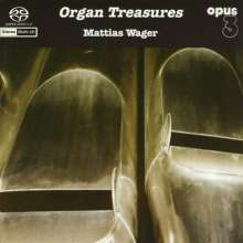 Mattias Wagner - Organ Treasures, Super Audio CD