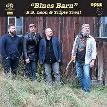 B.B. Leon & Triple Treat: Blues Barn, Super Audio CD