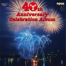 Opus 3: 40th Anniversary Celebration Album (180g) (Limited-Edition) (45 RPM), 2 LPs