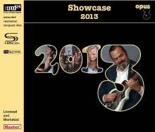 Showcase 2013 (Limited Edition) (SHM-CD) (XRCD), XRCD