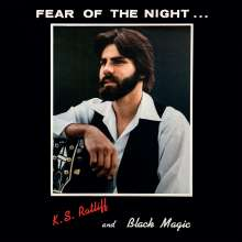 K. S. Ratliff: Fear Of The Night (Limited-Edition), LP
