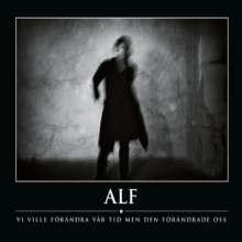 Alf: Vi Ville FöRandra VaR Tid Men, CD