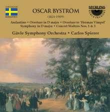 Oscar Byström (1821-1909): Symphonie in d, CD