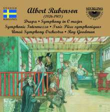 Albert Rubenson (1826-1901): Symphonie in C, CD