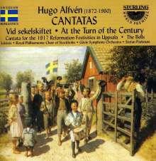 Hugo Alfven (1872-1960): Kantaten op.12 & 36, CD