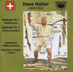 Hans Huber (1852-1921): Symphonien Nr.1 & 7, CD