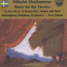 Wilhelm Stenhammar (1871-1927): Musik für das Theater, CD