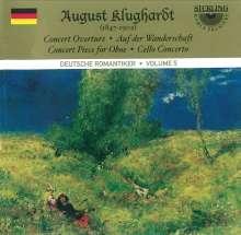 August Klughardt (1847-1902): Auf der Wanderschaft-Suite op.67, CD