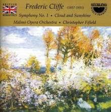Frederic Cliffe (1857-1931): Symphonie Nr.1 op.1 c-moll, CD