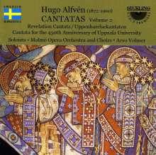 Hugo Alfven (1872-1960): Kantaten op.31 & 45, CD