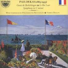 Paul Dukas (1865-1935): Symphonie C-Dur, CD