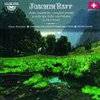 Joachim Raff (1822-1882): Violinkonzert Nr.1 op.161, CD