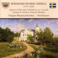Ludwig van Beethoven (1770-1827): Septett op.20 für Blasorchester, CD