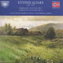 Eyvind Alnaes (1872-1932): Symphonien Nr.1 & 2 (opp.7 & 43), SACD
