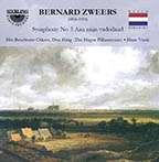 """Bernard Zweers (1854-1924): Symphonie Nr.3 """"An mein Vaterland"""", CD"""