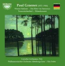 """Paul Graener (1872-1944): Symphonie op.110 """"Wiener"""", CD"""