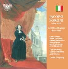 Jacopo Foroni (1825-1858): Cristina Regina di Svezia, 2 CDs