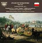 Zygmunt Noskowski (1846-1909): Orchesterwerke Vol.2, CD