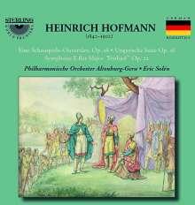 """Heinrich Hofmann (1842-1902): Symphonie Es-Dur op.22 """"Frithjof"""", CD"""