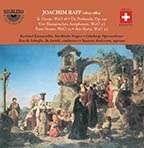 Joachim Raff (1822-1882): Geistliche Werke, CD