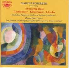 Martin Scherber (1907-1974): Symphonie Nr.1, CD
