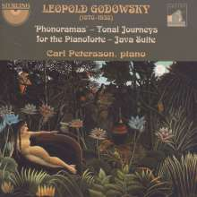 Leopold Godowsky (1870-1938): Phonoramas - Tonal Journeys for the Pianoforte (Java Suite), CD