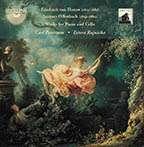Friedrich von Flotow (1812-1883): Werke für Cello & Klavier, CD