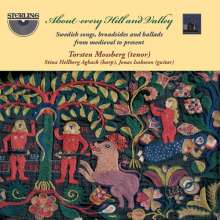 Torsten Mossberg - About every Hill and Valley, CD