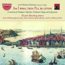 Carl Michael Bellman (1740-1795): Fredmans Episteln & Gesänge (Auszüge), CD