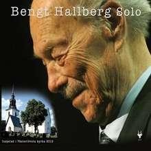 Bengt Hallberg (geb. 1932): Solo, CD