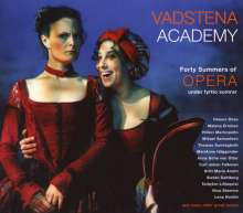 Vadstena Academy - Forty Summers of Opera, 4 CDs